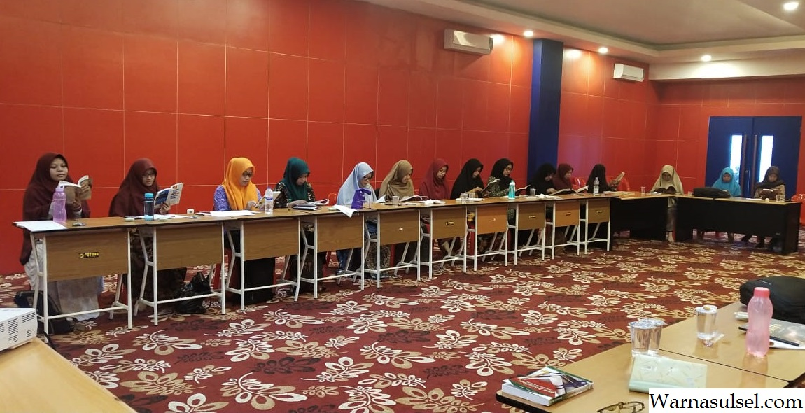 Perdana di Sulsel, sekolah guru Indonesia (SGI) gelar workshop guru literat