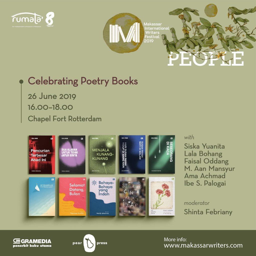 Celebrating Poetry Books
