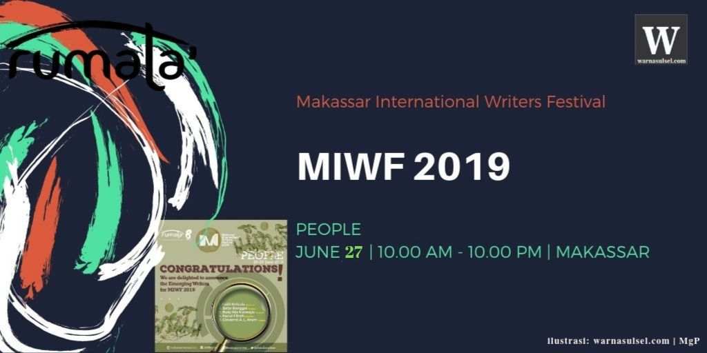 Jadwal acara lengkap MIWF 2019 hari kedua