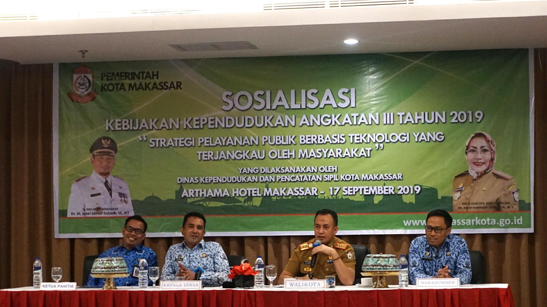 Disdukcapil kota Makassar