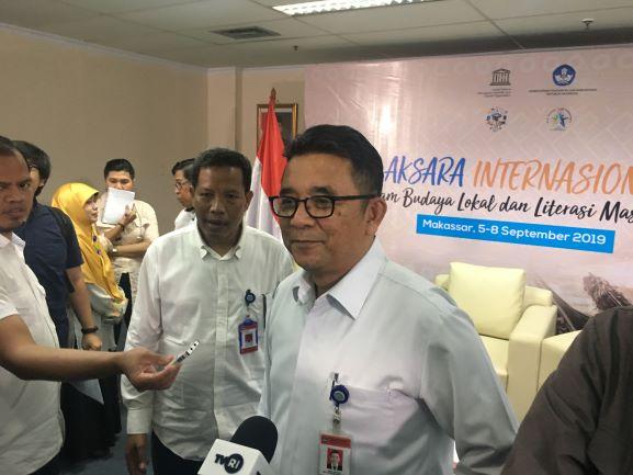 Peringatan Hari Aksara Internasional 2019 dipusatkan di Makassar