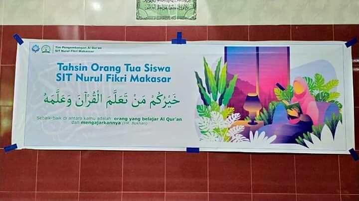 Tahsin SIT Nurul Fikri Makassar