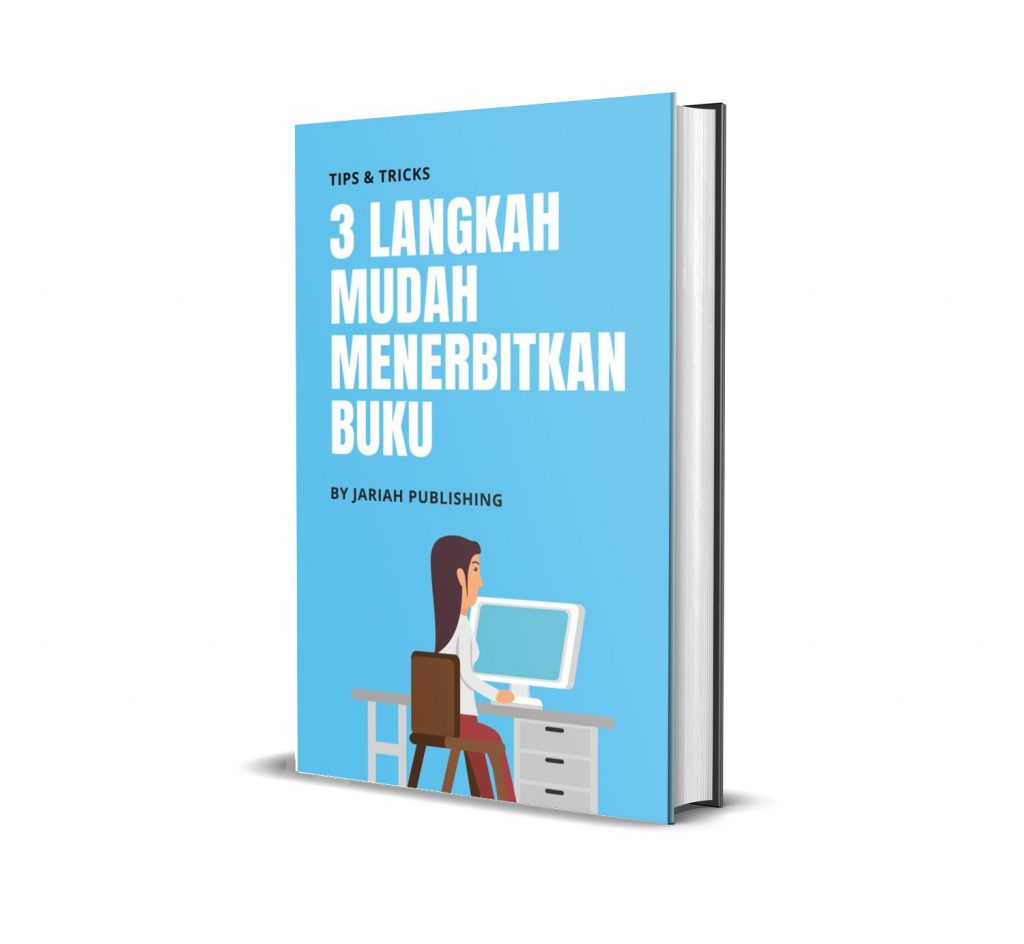 langkah mudah menerbitkan buku