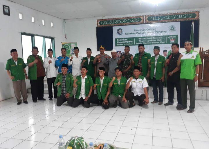 PC GP Ansor Pangkep Gelar PKD ke IV