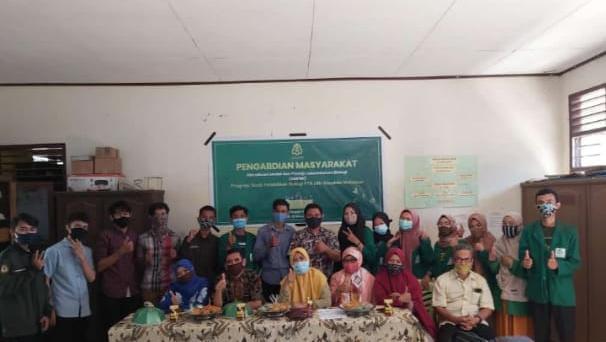 Prodi Pendidikan Biologi Sukses Gelar KKN
